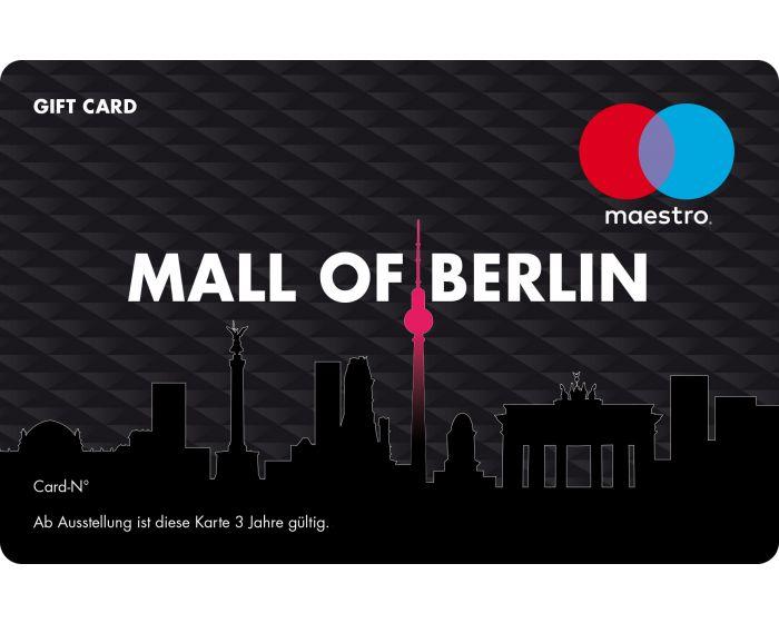 Mall of Berlin Geschenkkarte
